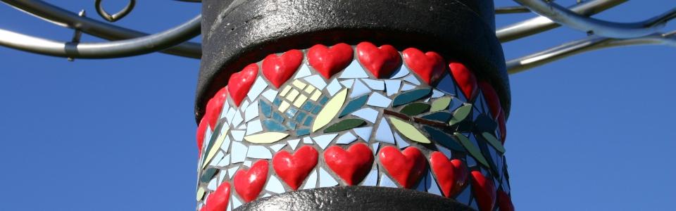hearts pillar